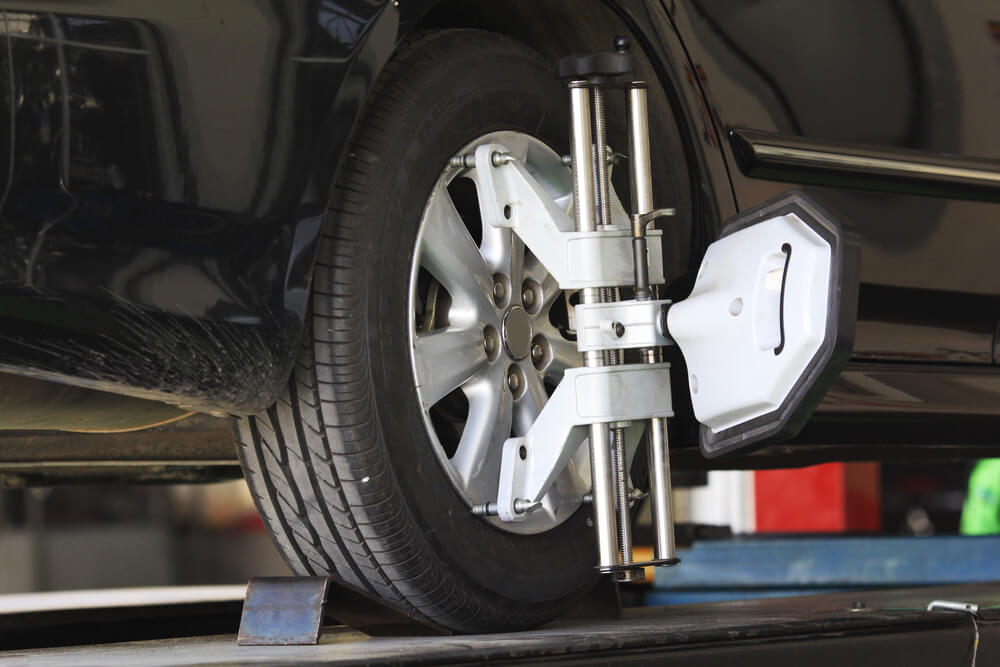 Wheel Alignments 4 Reasons Your Car Needs One